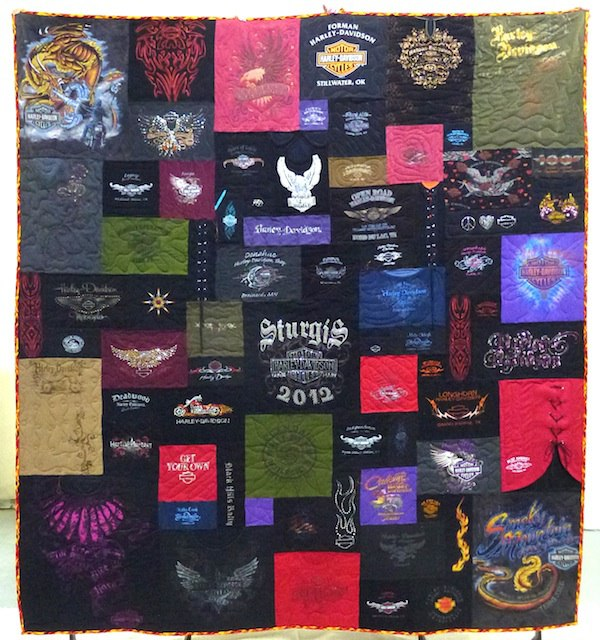 Harley_Davidson_T-shirt_quilt-1