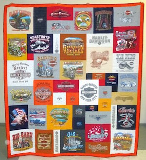 Colorful_Harley_tee_shirt_quilt