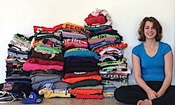 Milie_has_too_many_T-shirts