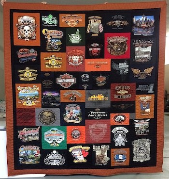 The Pros And Cons Of Variable Size Block T Shirt Quilts