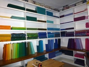 How many colors do you want to choose from for your t-shirt quilt