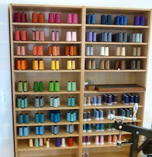 quilting Thread color options for a T-shirt quilt
