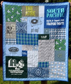 How Much Does it Cost to Have a Memory Quilt Made? : memorial quilt makers - Adamdwight.com