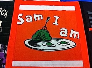 Click on me to see more Too Cool T-shirt Quilts photos!