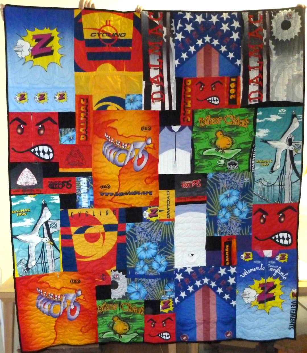 What Can Be Used In A T Shirt Quilt