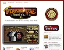 firehouse tee shirt club