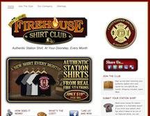 firehouse tee shirt club