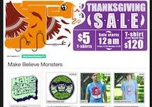 monster t-shirt club