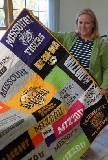 Too Cool T-shirt Quilts - Ballwin, Missouri : too cool tshirt quilt - Adamdwight.com