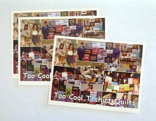 Too Cool postcards