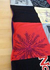 blanket with no binding