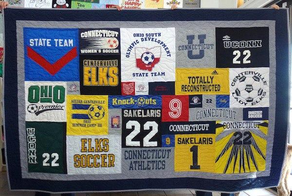 Sally's quilt