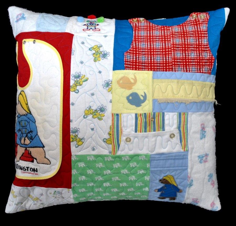 baby clothes pillows