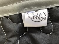 Crown Bedding stole an image off my website and made it into a quilt. Thief's!