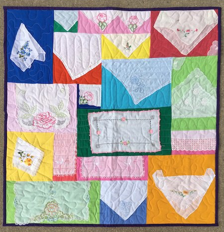 Beyond The T Shirt Other Types Of Clothing Amp Textile Quilts