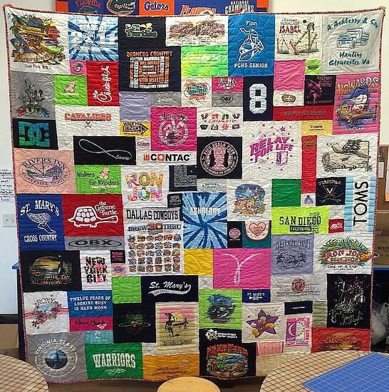Most Hated quilt