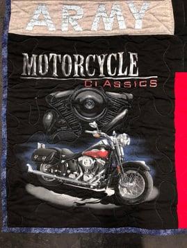 TC cut Motorcycle