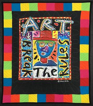 mini quilt size 20x 24 inches from one T-shirt