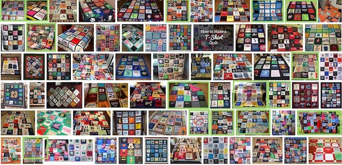 google results for T-shirt blankets - no quilting