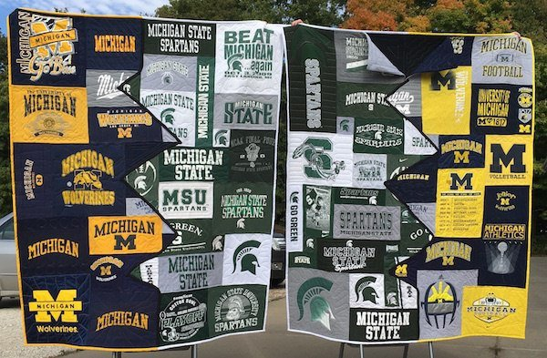 House Divide - U of M and MSU