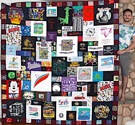 Too Cool T-shirt Quilts : pictures of tshirt quilts - Adamdwight.com
