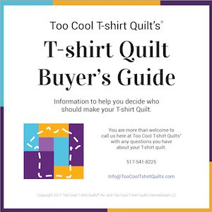 T-Shirt Quilt Buying Guide